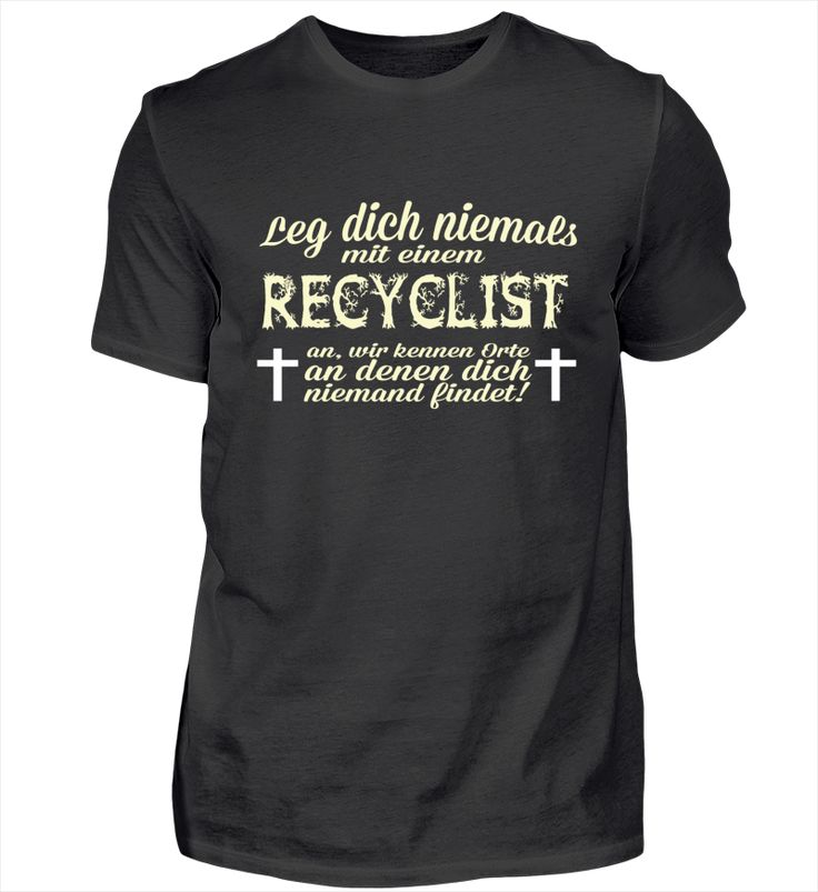 Recyclist Mord