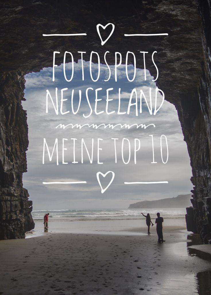 Fotospots Neuseeland Meine persönlichen Top10 Instagram Spots Neuseeland