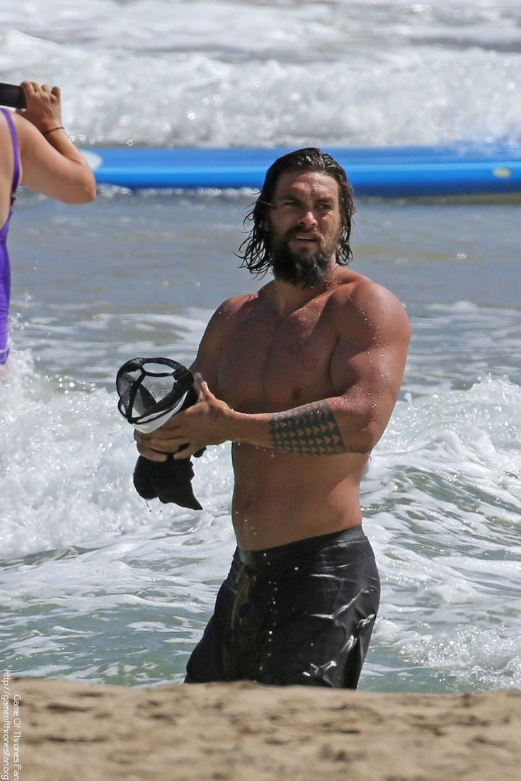 Jason Momoa: Hawaiian Jesus : Photo