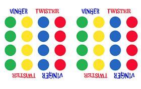 Gietjes Corner: Vingertwister, een ideale instap voor je schrijfles