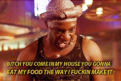 true blood quotes | my gifs* true blood lafayette reynolds Nelsan Ellis ...
