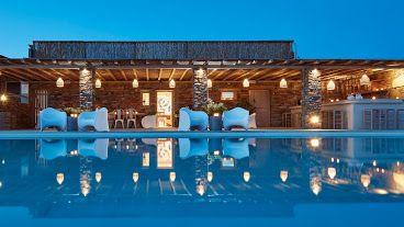 Diles Rinies   Tinos Villas Resort - Business Photos