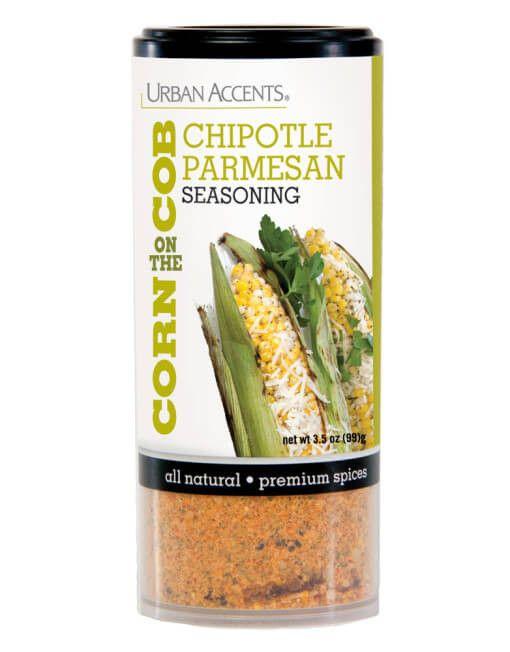Chipotle Parmesan Corn on the Cob Seasoning