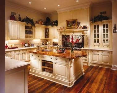 25 Best Ideas About Kitchens With Cherry Floors On