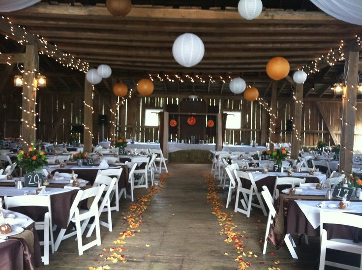 Wedding Ceremony And Reception Together