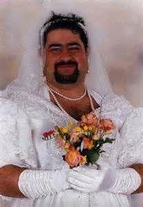 Men In Wedding Dresses Google Search