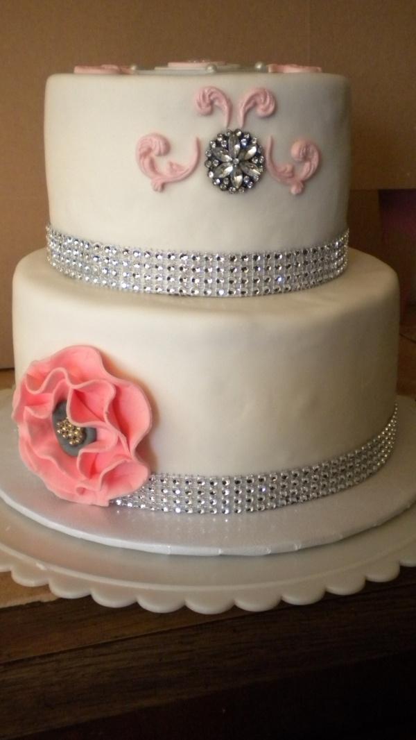 Bridal Shower Cake 42 best Bridal shower