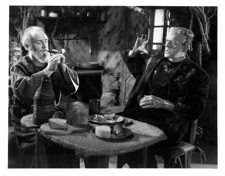 CCS 202 Horror & its sub-genres: Blog 1: Otherness in Bride of Frankenstein