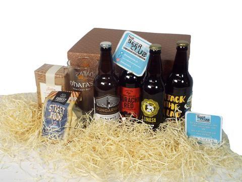 Beer Lovers Irish Craft Beer Hamper (Small)