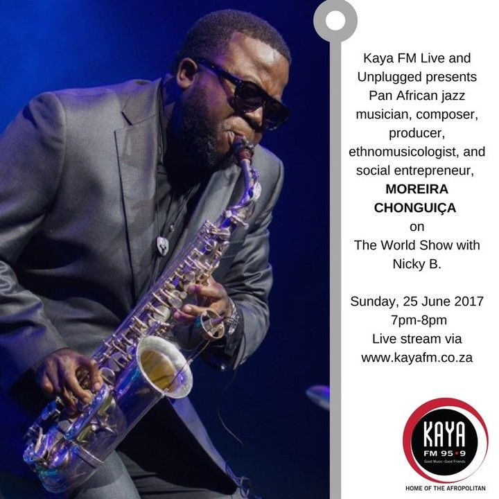 Join me and @nickyb @theworldshow @kayafm on Sun 25 June 19:00