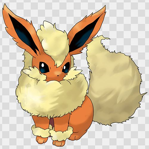 pokemon mega evolution concept flareon