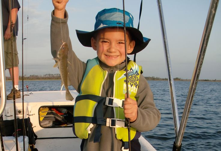 Outer Banks Fishing Charters | OBX Inshore Fishing Charters