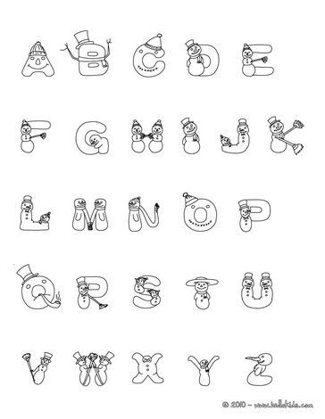 224 best Homeschool images on Pinterest Homeschool, Homeschooling - new christmas abc coloring pages