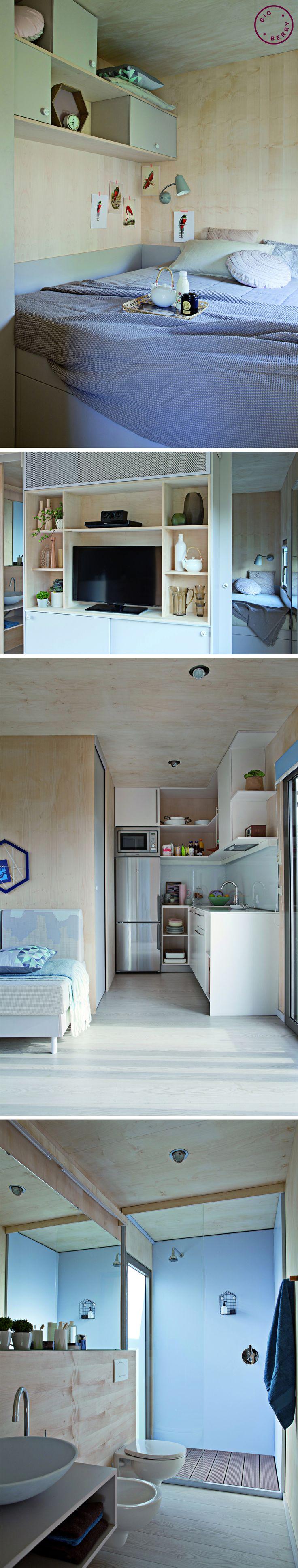 BIG BERRY luxury mobile houses