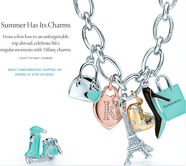 DIY your photo charms, 100% compatible with Pandora bracelets. Make your gifts special. Make your life special! Summer Has Its Charms Tiffany