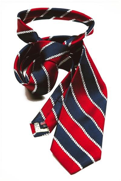 Necktie - Captain Jack Rackam - by Kiel James Patrick