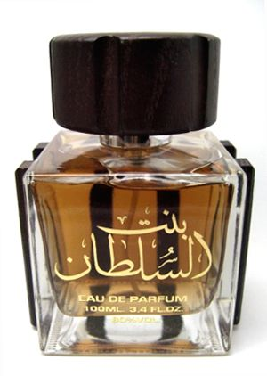 Bint Al Sultan by Lattafa Perfumes is a Oriental fragrance for women and men. The fragrance features woody notes, agarwood (oud) and incense.