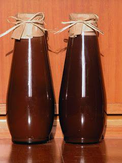 Drinks e afins: Licor caseiro de chocolate