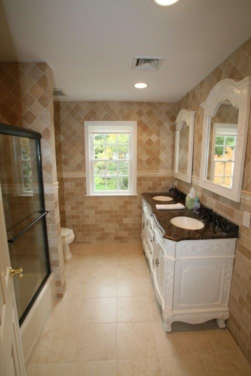 Marble Bathroom Tile Maintenance