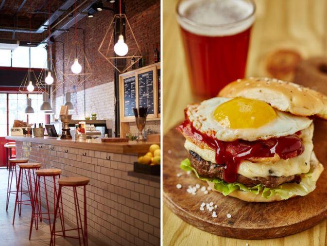 Del Toro: buenas hamburguesas en el centro de la ciudad - Planeta JOY