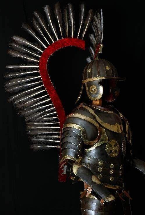 polish hussar armor