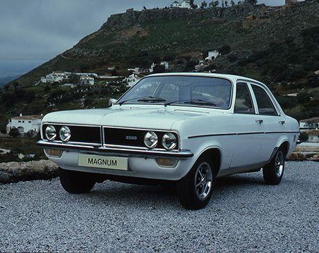 1973 Vauxhall Magnum 2300
