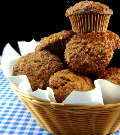Morning Glory Muffins - We had these for breakfast every week at ...