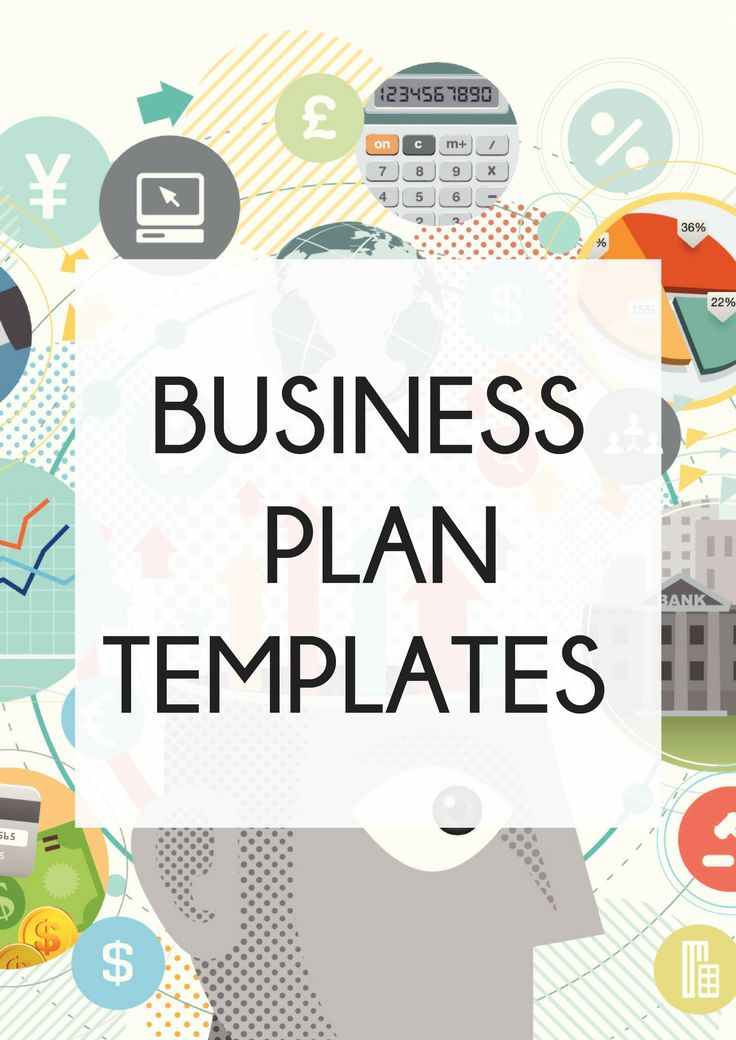 7 best Business Plan Templates images on Pinterest - free printable business plan