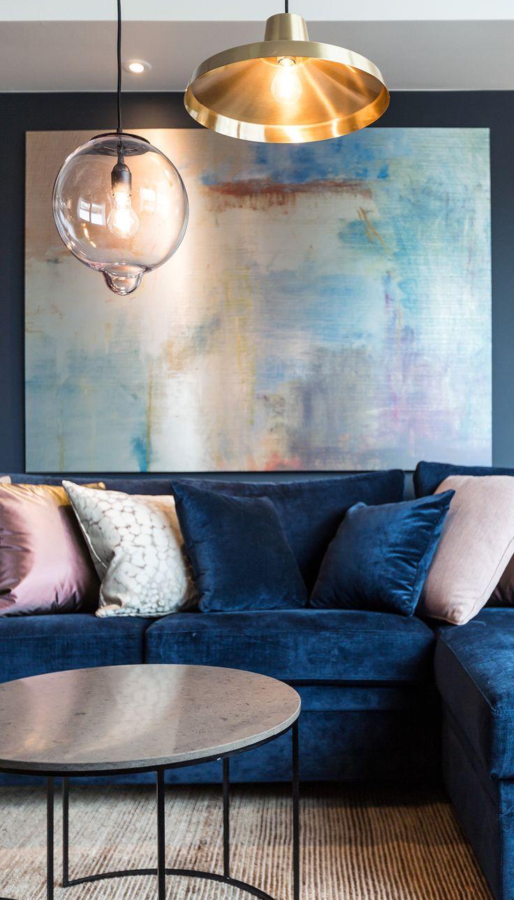 Golden lamps - Quality Hotel Gardemoen
