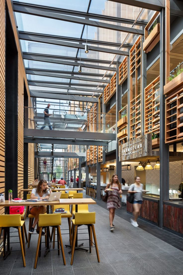 Duke University West campus by Grimshaw