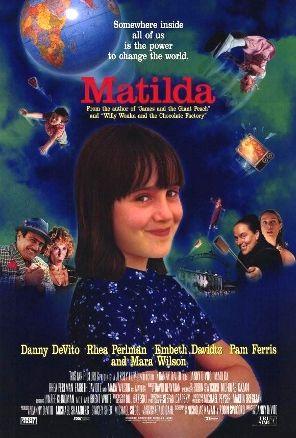 MATILDA ¡¡¡¡¡¡¡ POR LO MENOS LA VI 10 VECES, ME ENCANTA ¡¡¡¡.....MAPI