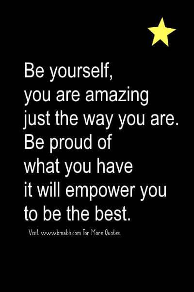 You Are Amazing Quotes For Him Or Her (Pictures