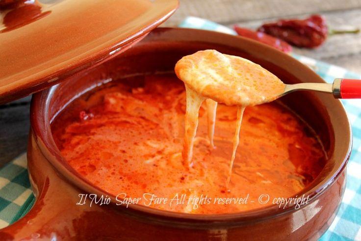 Mozzarella in purgatorio uova al sugo ricetta il mio saper fare