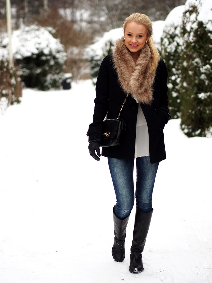 #Winter outfit