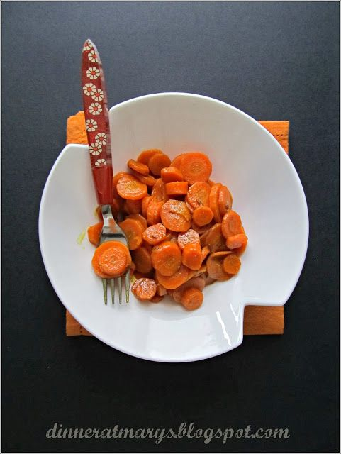 carrots with cumin and curry