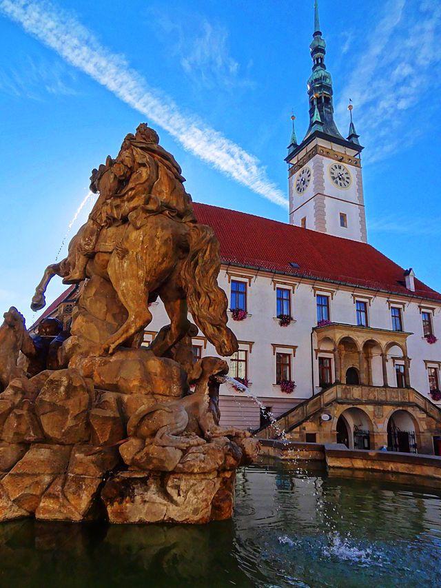 Town hall-Olomouc