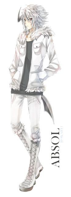Absol Pokemon Gijinka