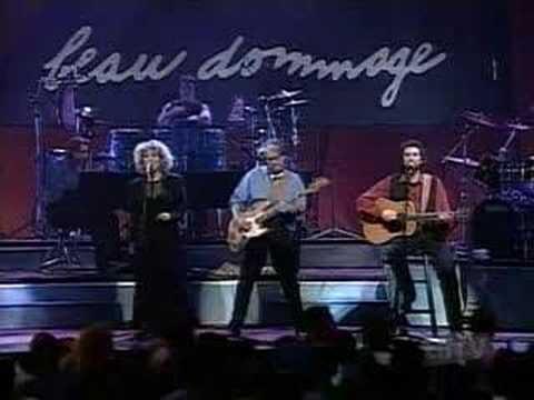 """Beau dommage - Harmonie du soir a Chateauguay """"les piends pendant au bout du quai"""""""