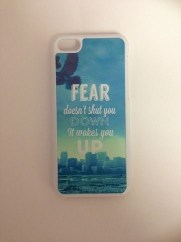 Divergent Quote Case Handmade High quality
