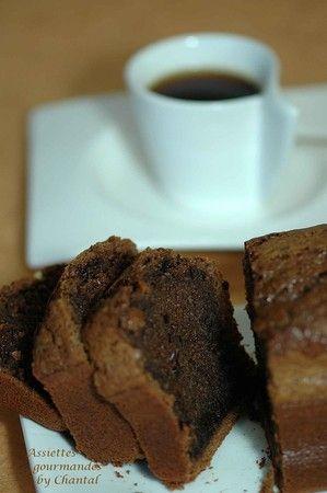 Cake au chocolat… recette Ducasse