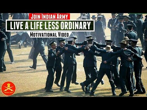 Indian Army Motivational Video 2017    LIVE A LIFE LESS ORDINARY [MUST WATCH] The Indian Army is the largest component of the Indian Armed Forces.The President of India serves as the Supreme Commander of the Indian Army. The Defense Secretary functions as head of the Department of Defense in the Ministry.The Indian Army is originated from the British Indian Army which became national Army after India got Independence from the British.