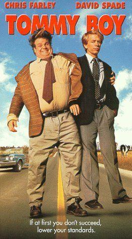 Tommy Boy -Day 6-favorite comedy #30daymoviechallenge