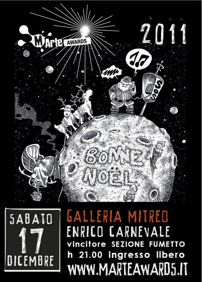Enrico Carnevale - sezione Fumetto