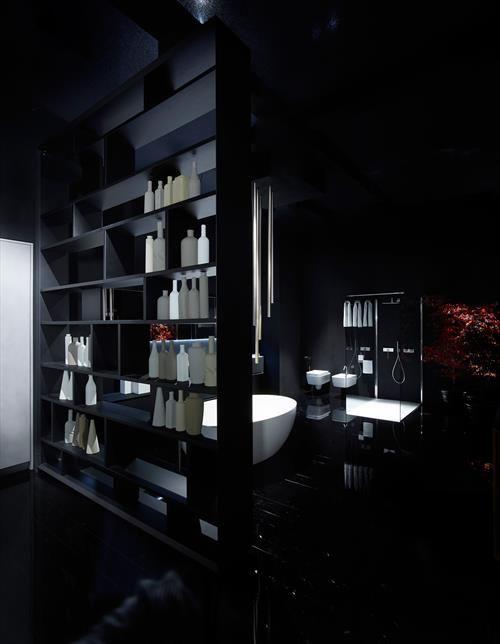 Website Picture Gallery Black Bathrooms Ideas