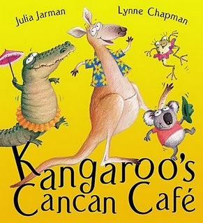 When kangaroo goes on holiday to France he discovers a new dance - the cancan! When he returns home hedecides to open hisown Cancan Cafe in the outback! Trouble is he islooking for his own cancan troupe & the auditionsdon't go so well.The beautiful & hilarious illustrations combined with a rhyming text full of tongue twisters make this a great book to share.