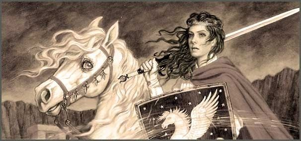Mercedes Lackey | 10 Fantasy Authors Who Fight The Patriarchy, Gender-Stereotypes, And Possibly Dragons