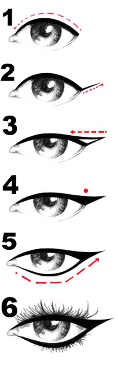 Come-mettere-l'eyeliner-in-6-mosse