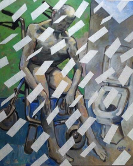 Wojciech Fangor #polandart #contemporaryart