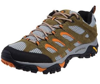 Merrell Men's Moab Ventilator Hiking Shoe Review  Choosing the best walking shoes for women and men for years