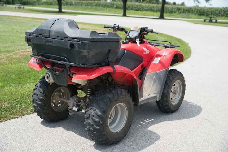 Used 2012 Honda FourTrax Rancher ES ATVs For Sale in Illinois. 2012 Honda FourTrax Rancher ES, Already loaded with a lot of extra's this would be the perfect machine for the beautiful fall weather. Lean back in style and have plenty of extra storage with the rear cargo box back rest. Ask us to go ahead and put the snow plow and winch on it for you and you are ready to go. Contact us today about this great Honda Rancher. Honda, Rancher, 4x4, ATV, Motor Sports, Power Sports, Owen Motor Sports…